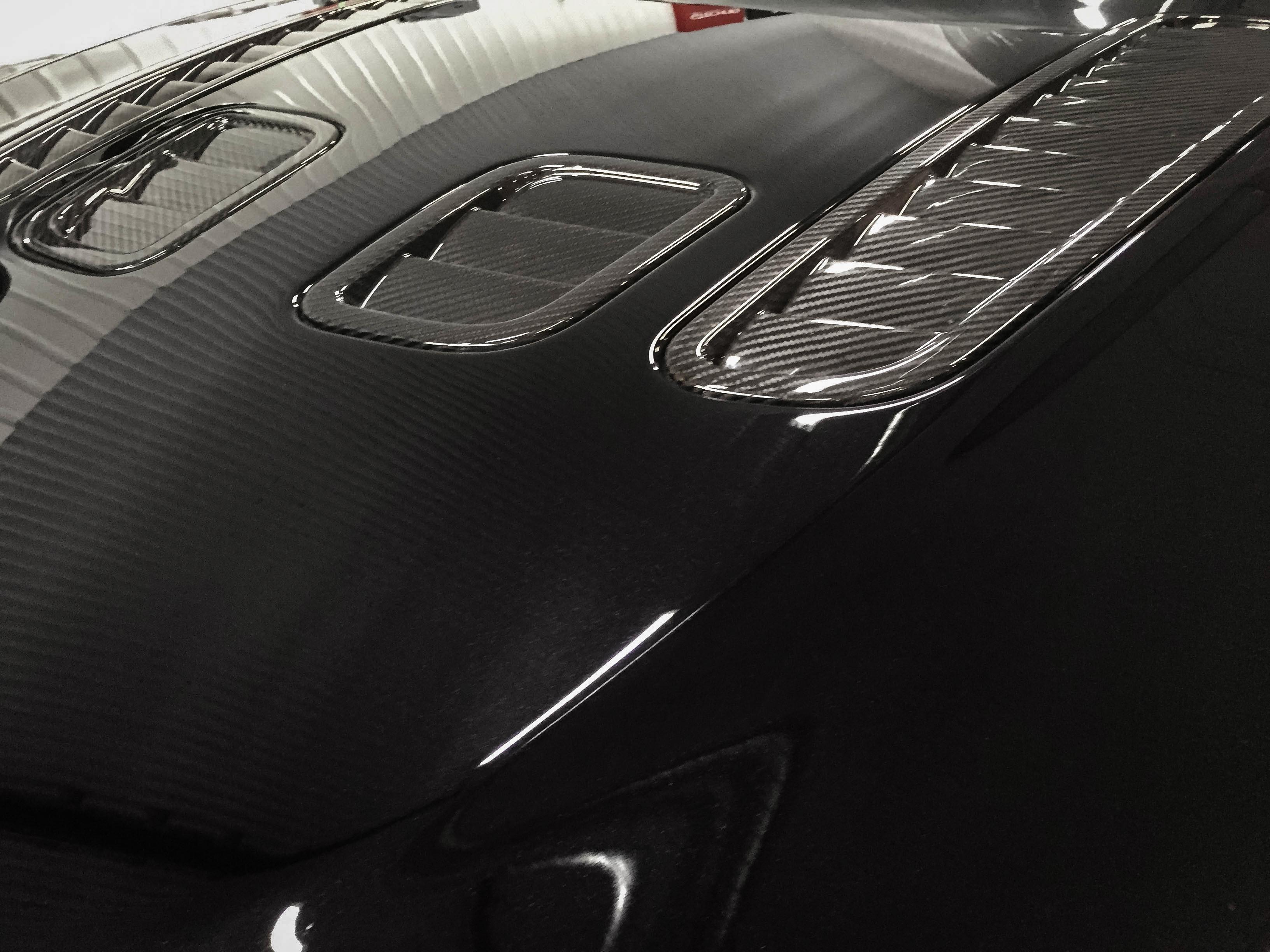 Aston Martin Vantage –Detail