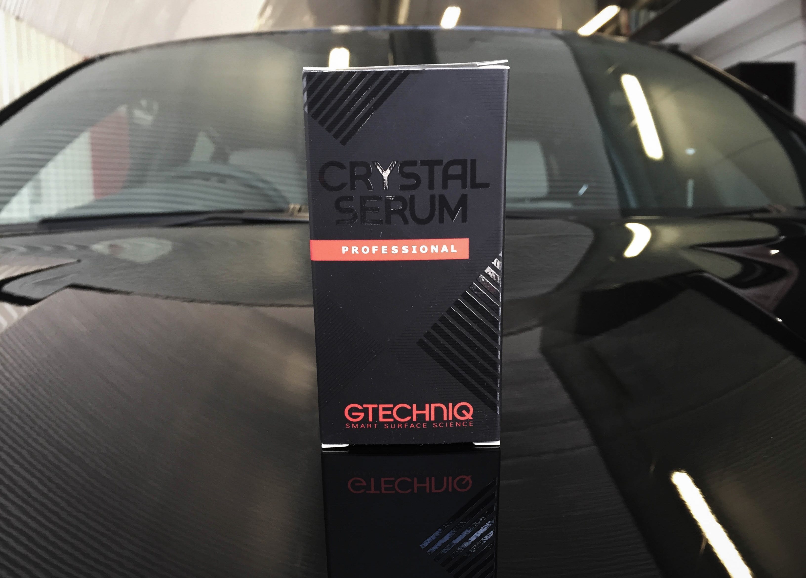 BMW X4 – Finished with GTechniq Crystal Serum