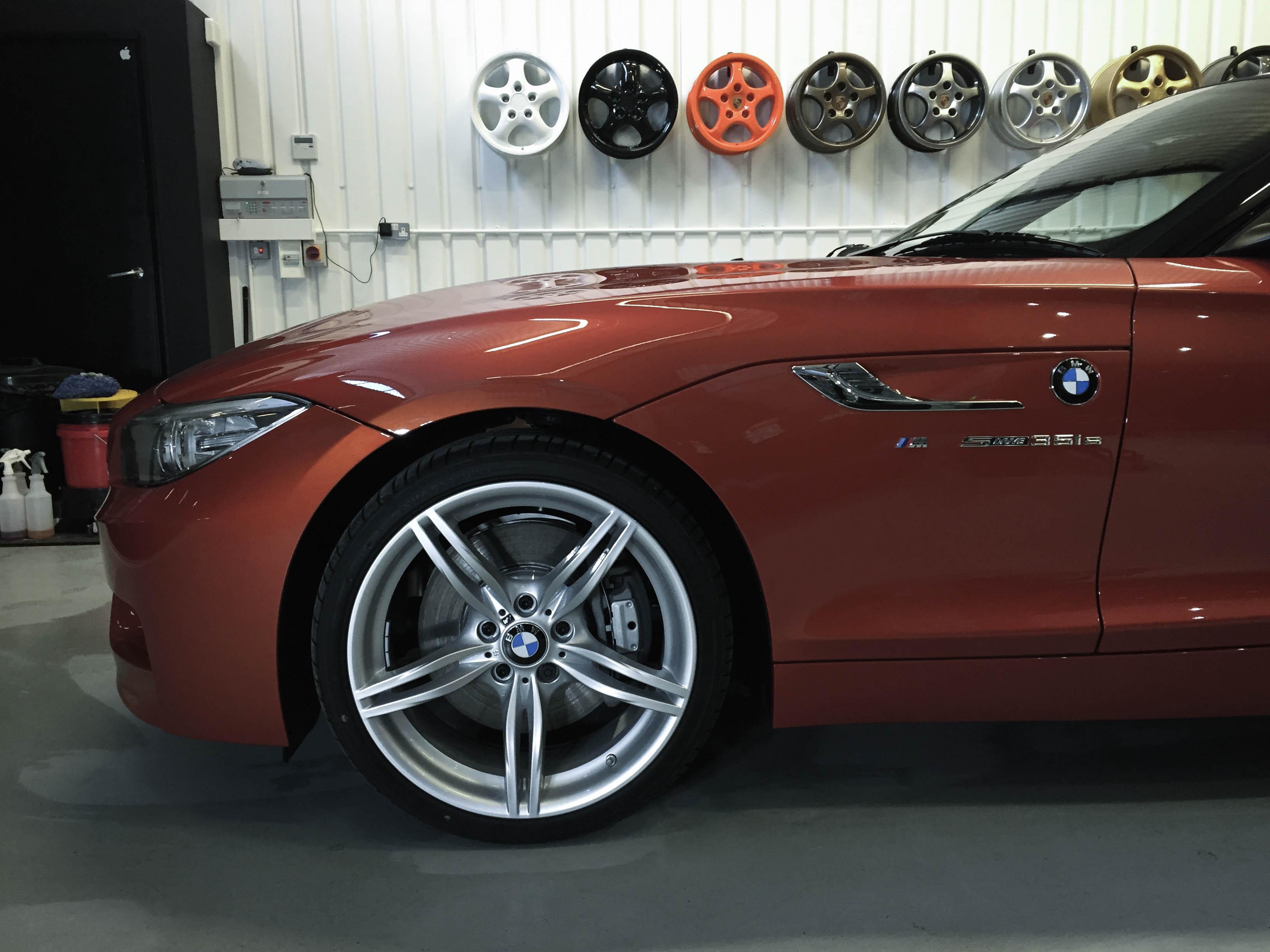 BMW Z4 – Side