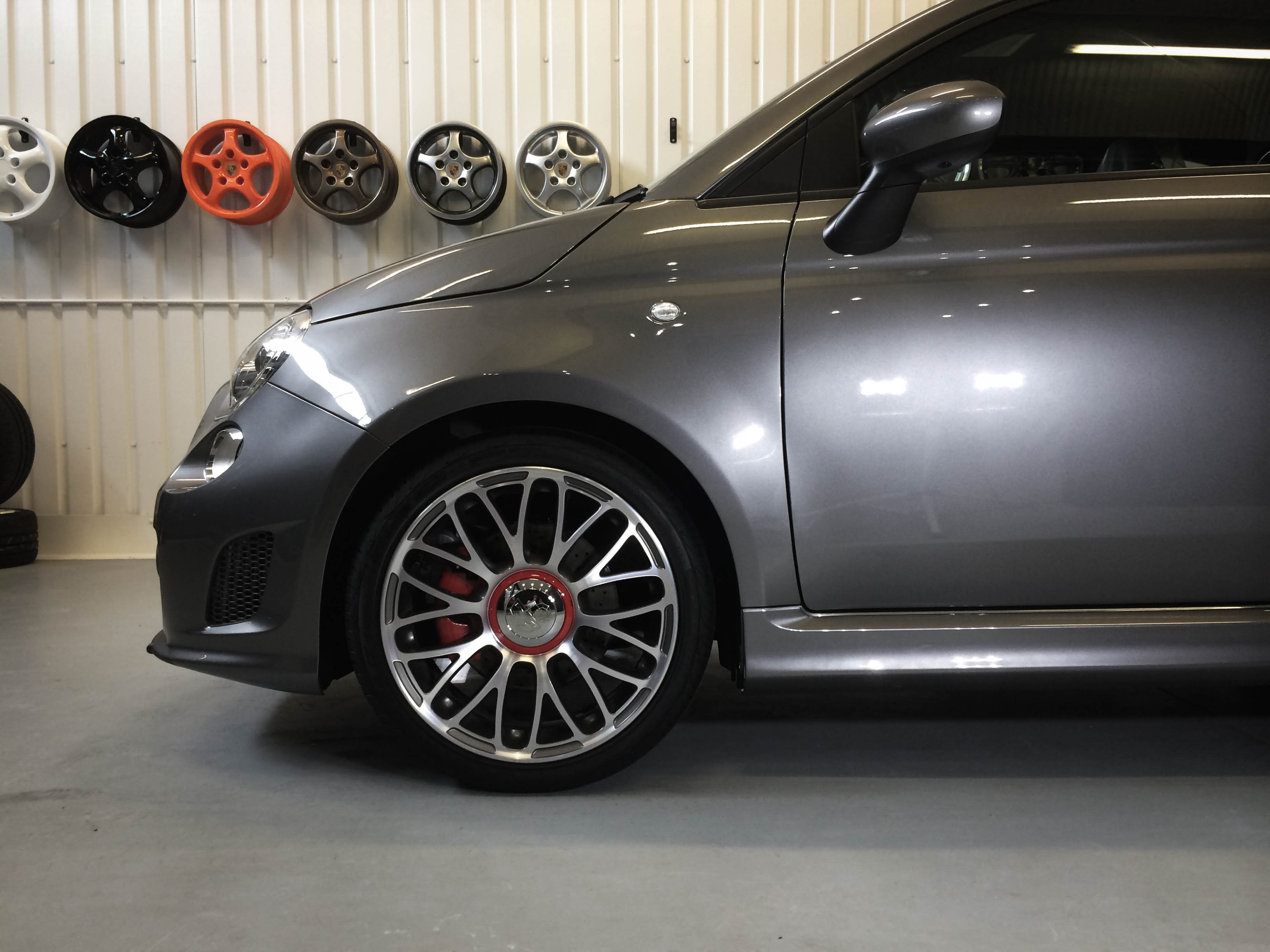 Fiat Abarth – Wheel