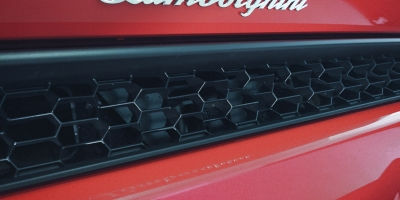 Lamborghini Huracan – Badge detail