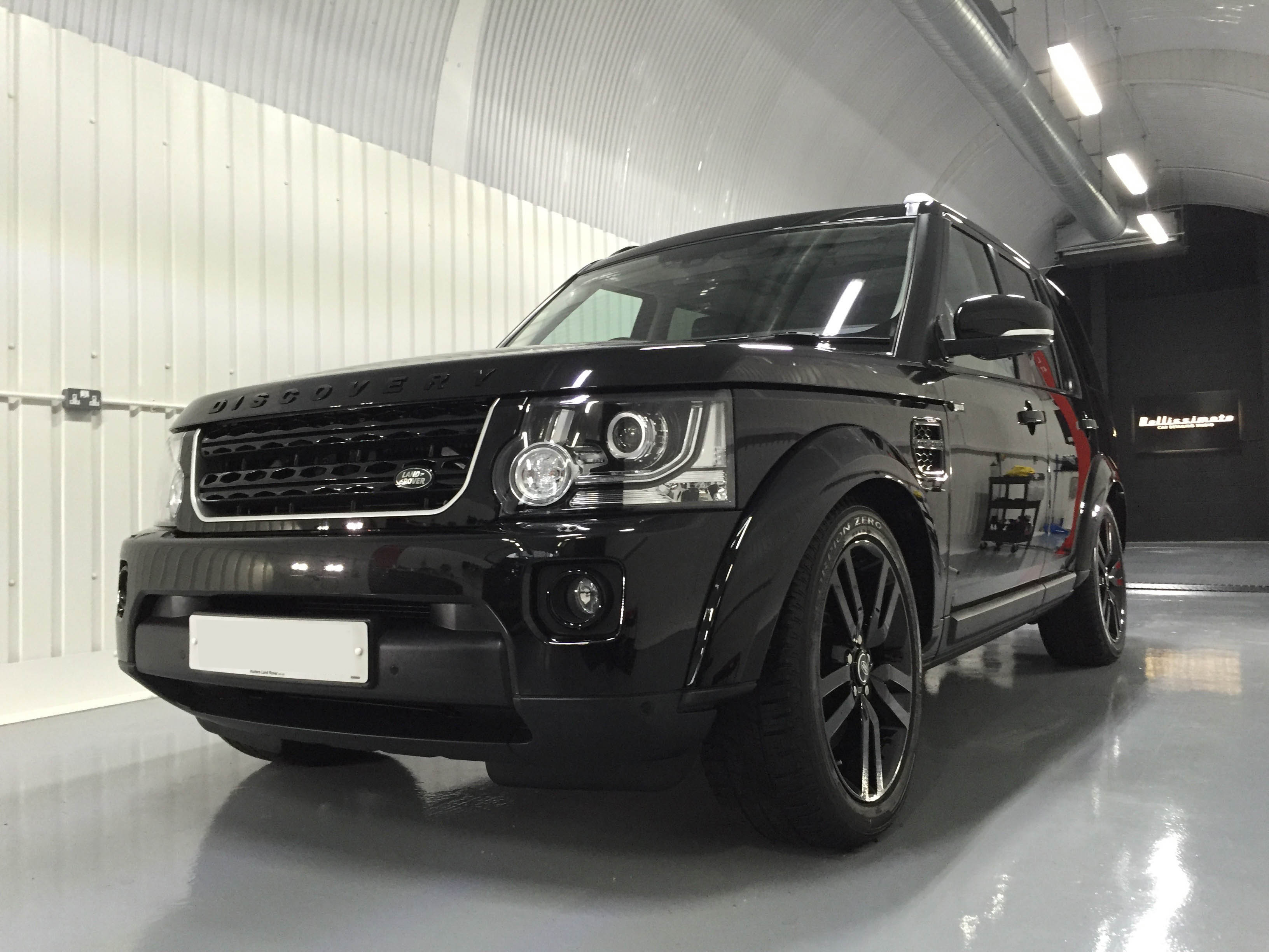 Land Rover Discovery – Front