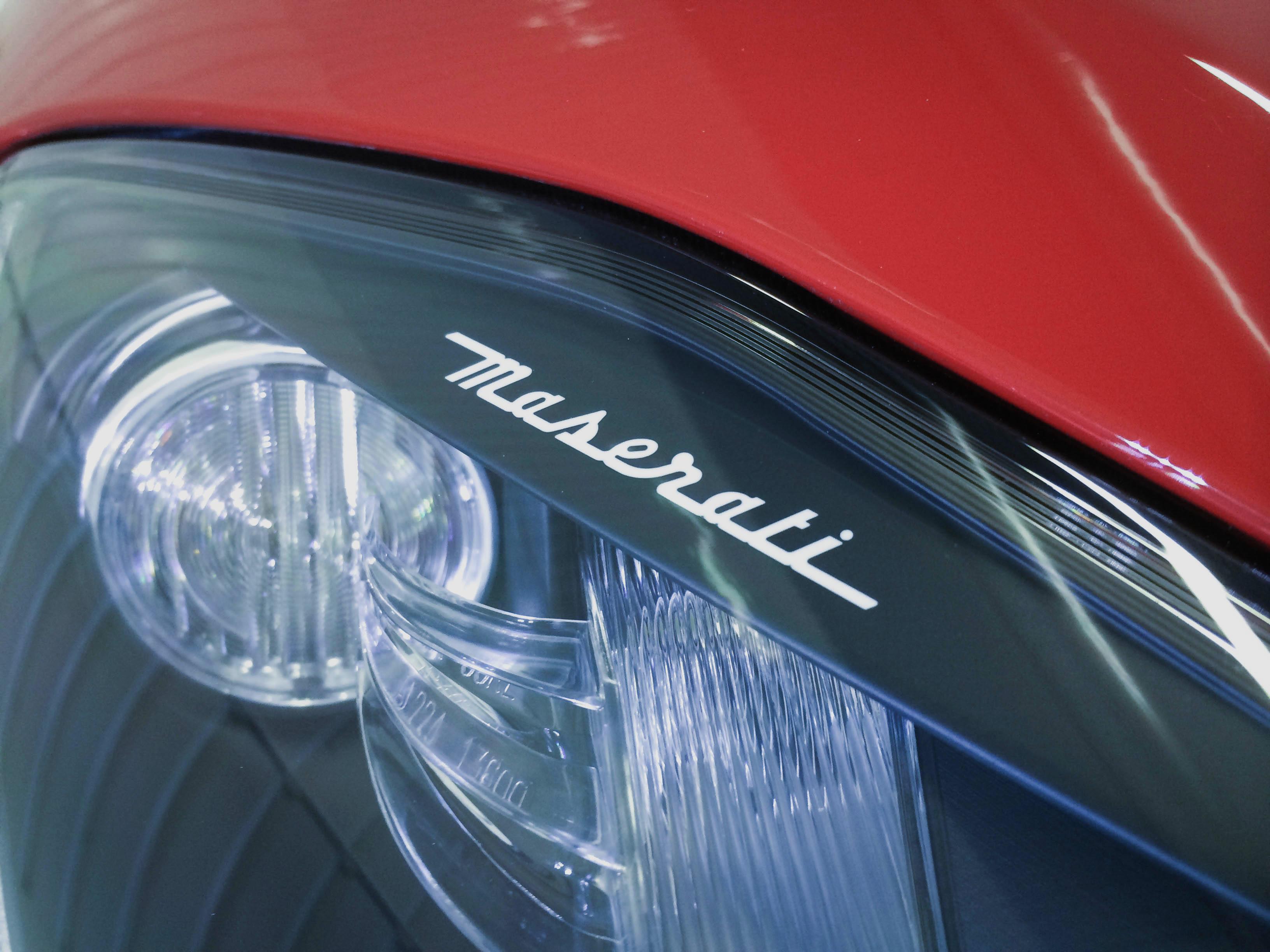 Maserati Gran Turismo – Light