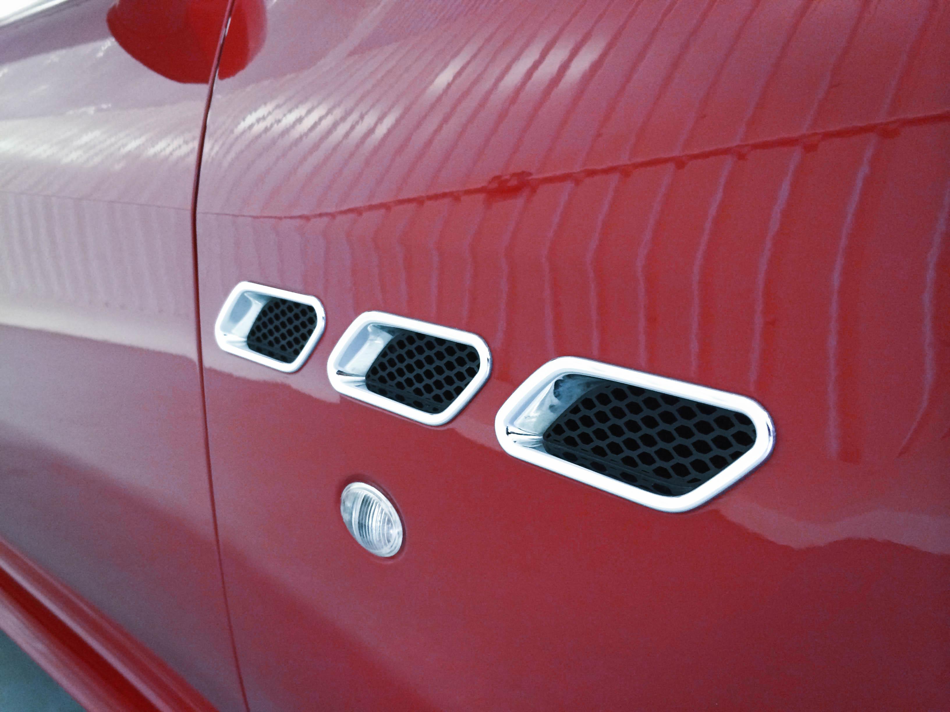 Maserati Gran Turismo – Side