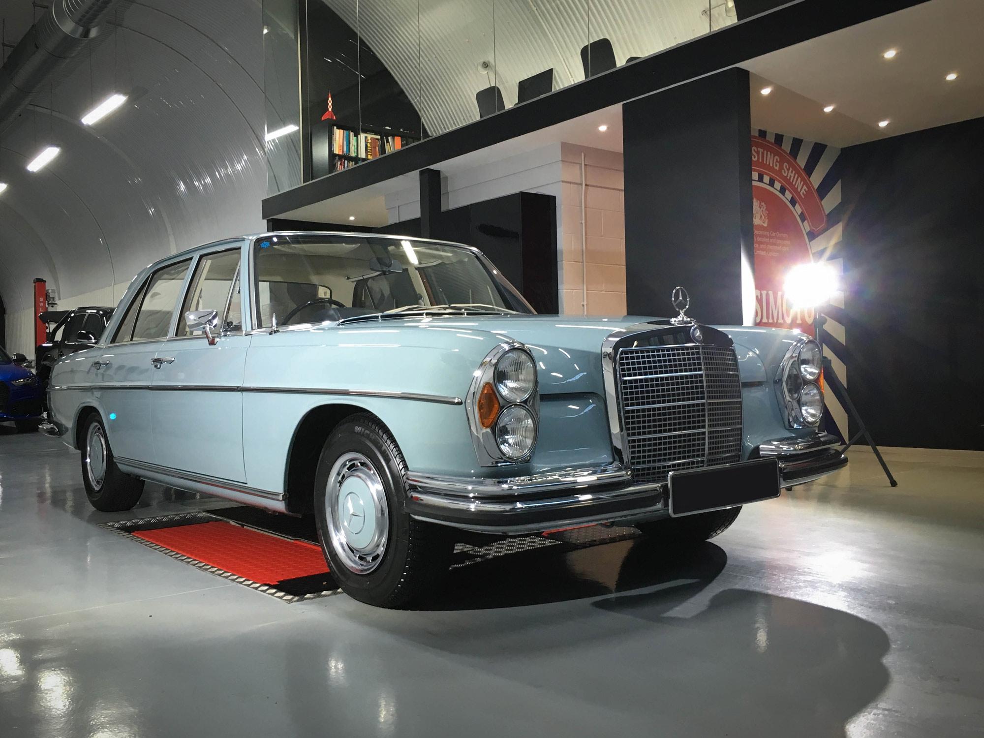 Mercedes-280se-front-drivers