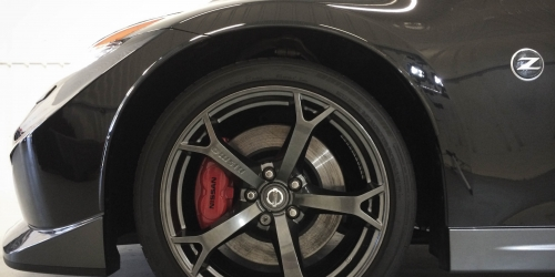 Nissan 370z Nismo – Front wheel