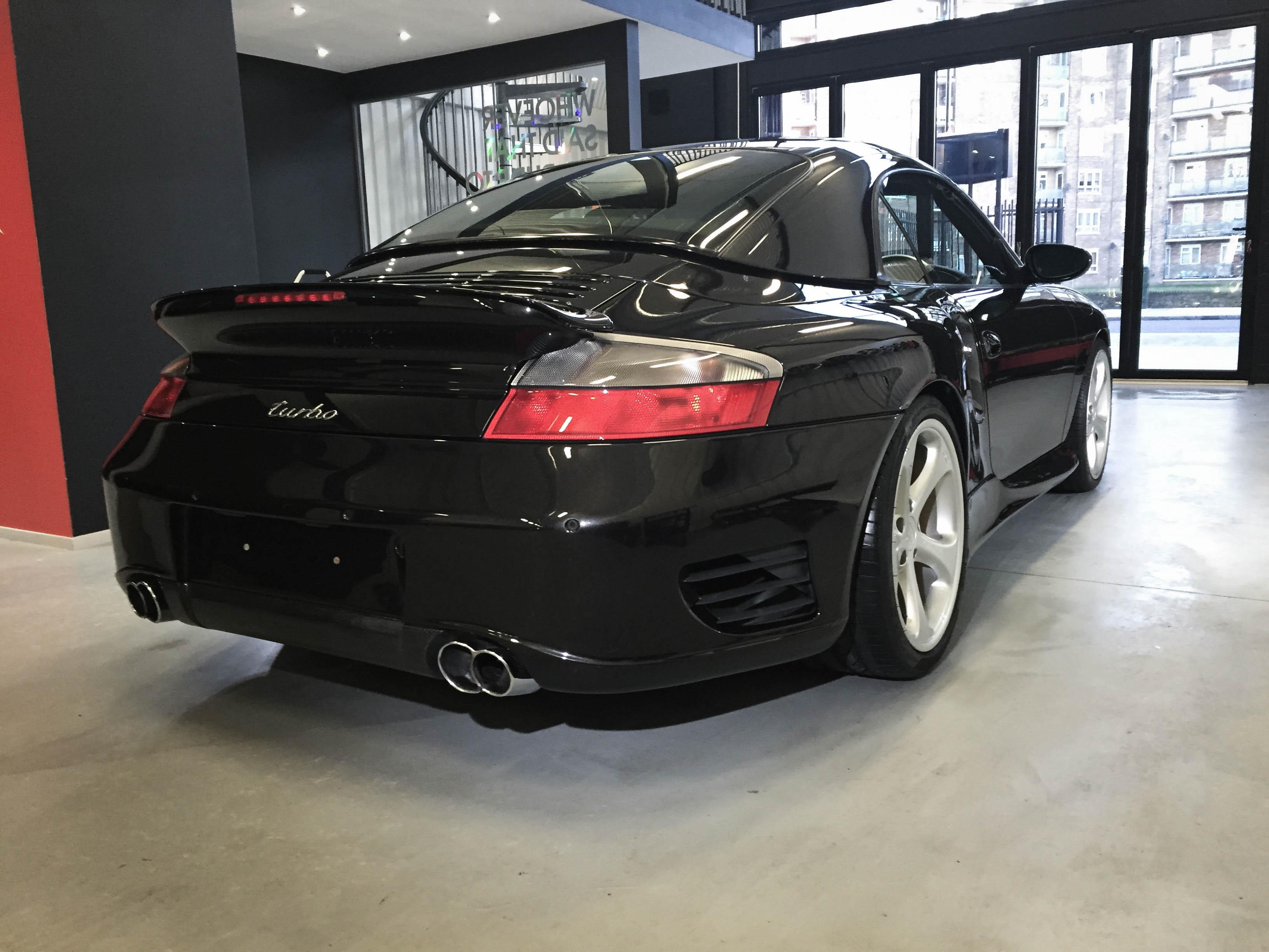 Porsche 997T – Back 2