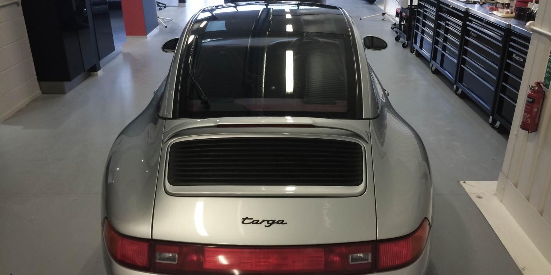 Porsche Targa – Rear