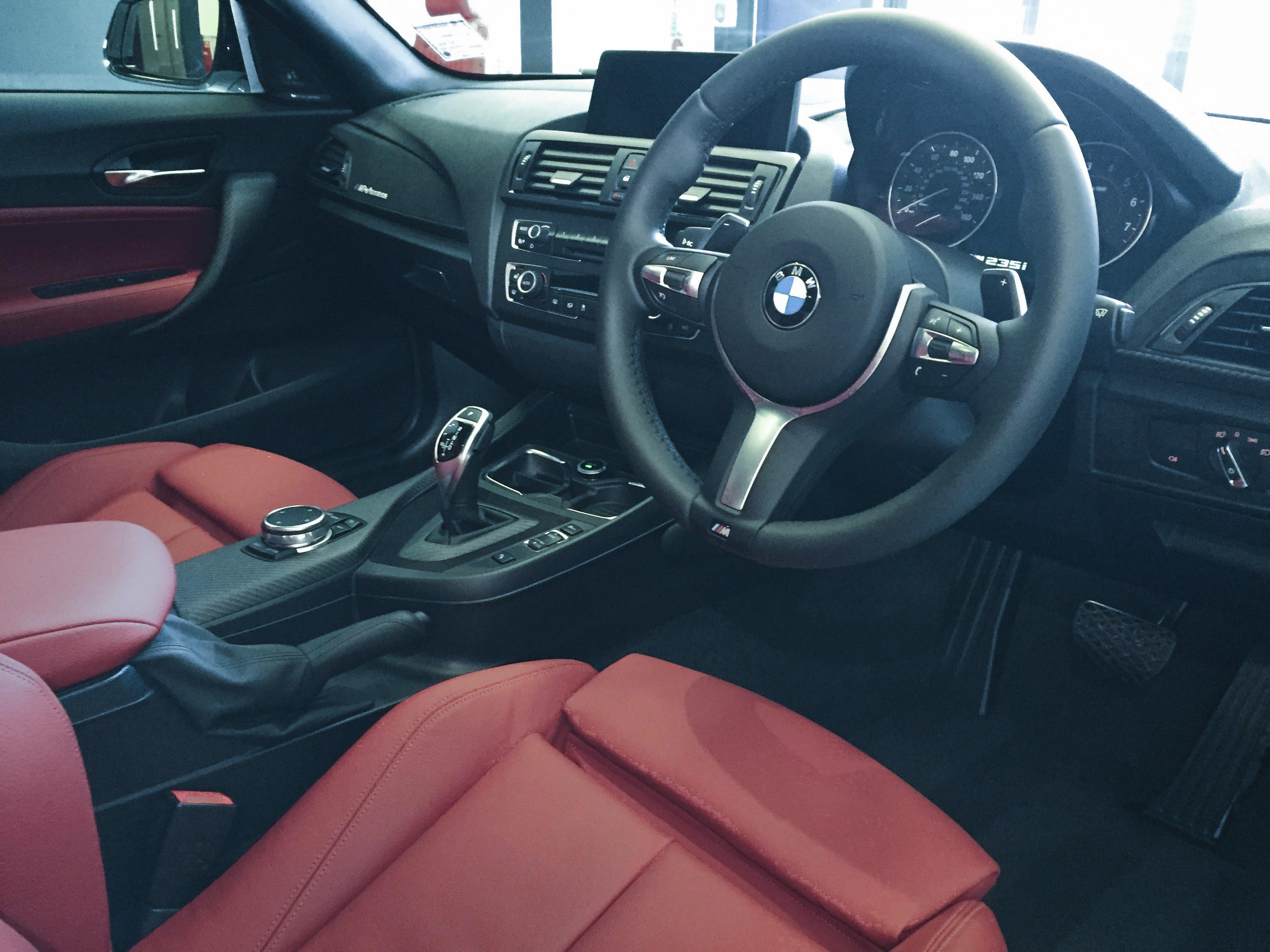 BMW 2series – Interior