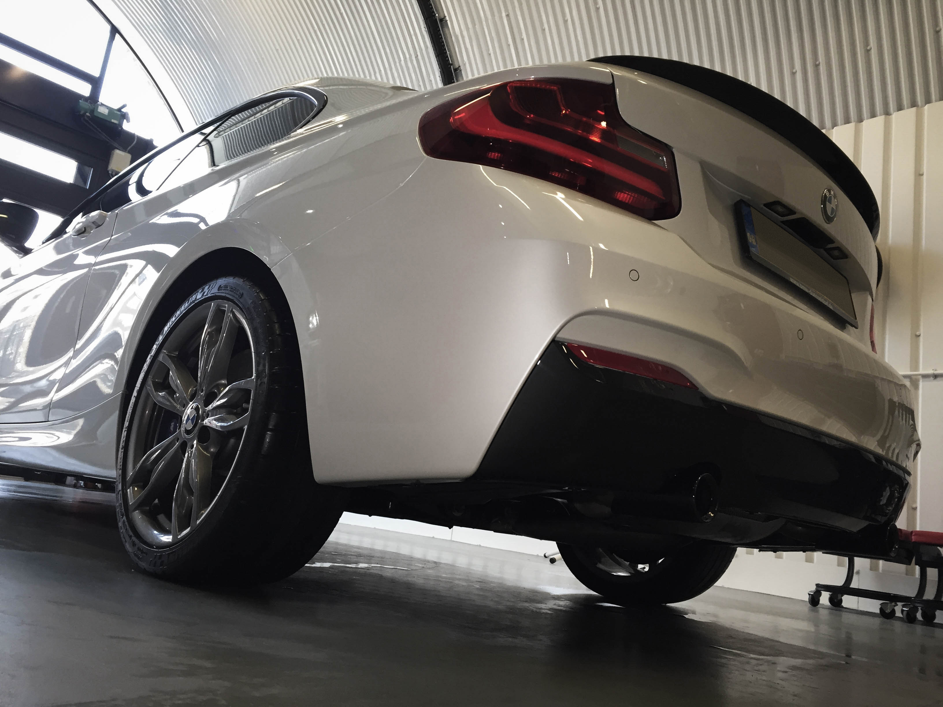 BMW 2series – Rear