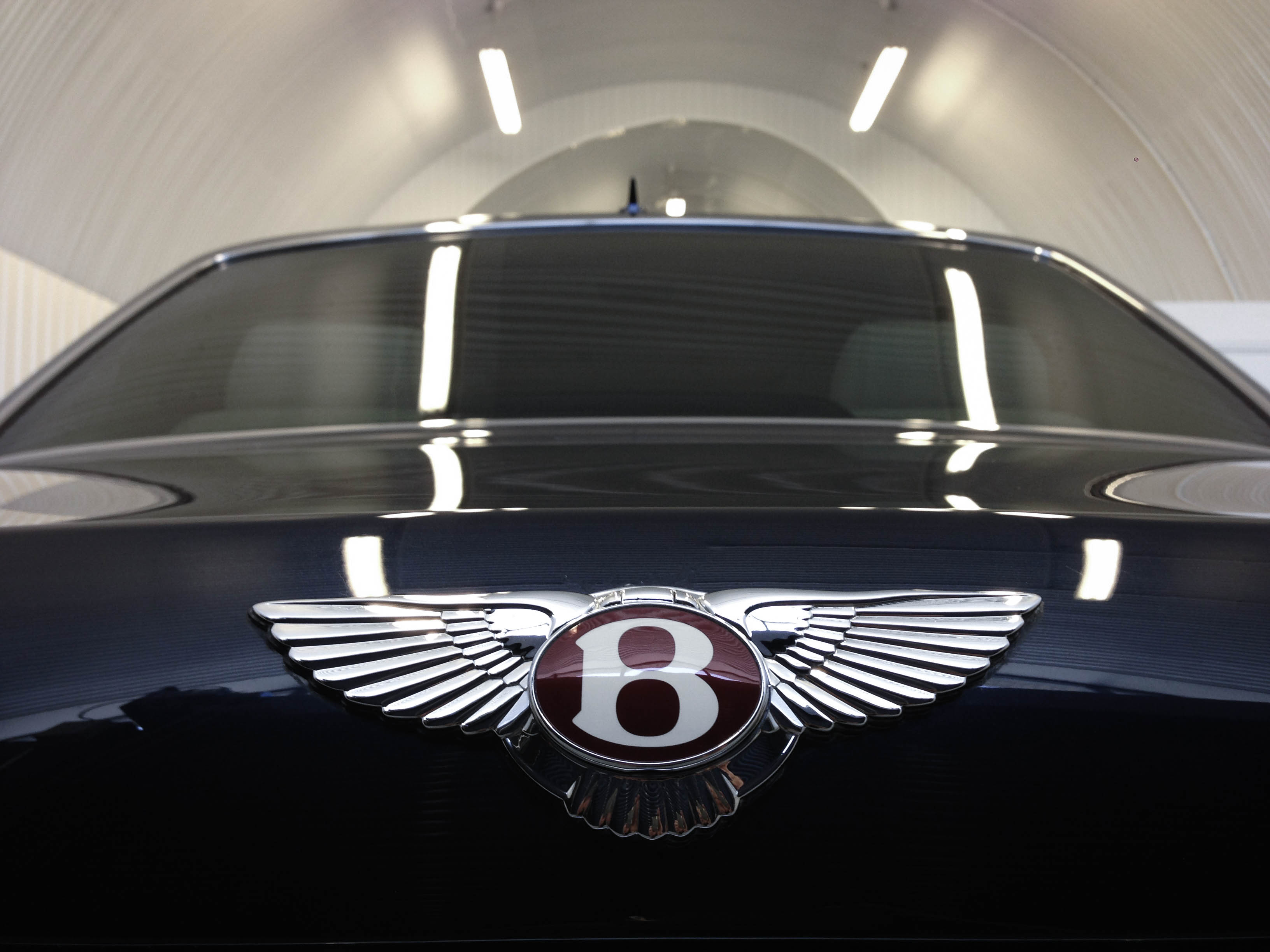 Bentley Arnage – Badge