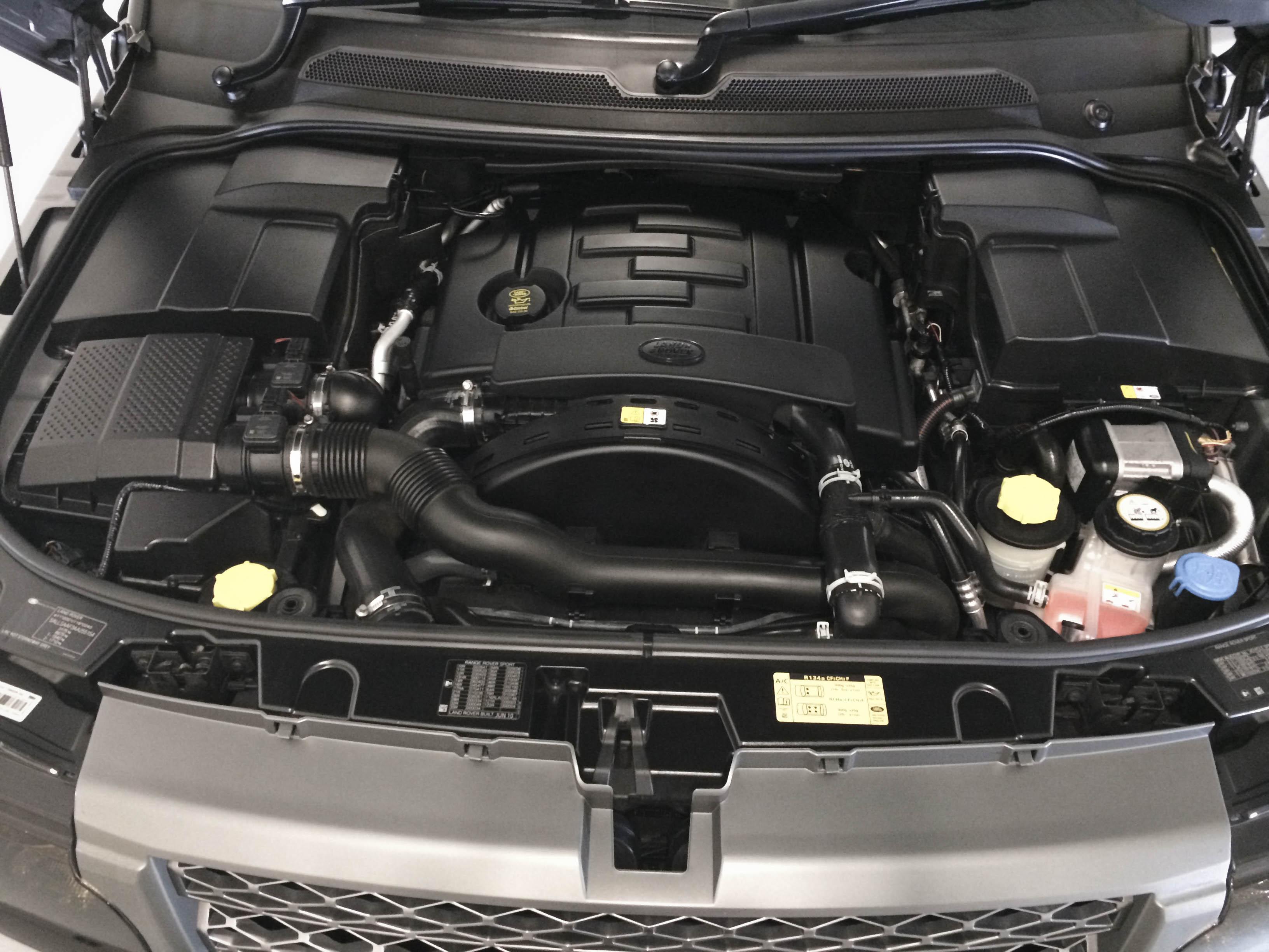 Range Rover-Sport-engine