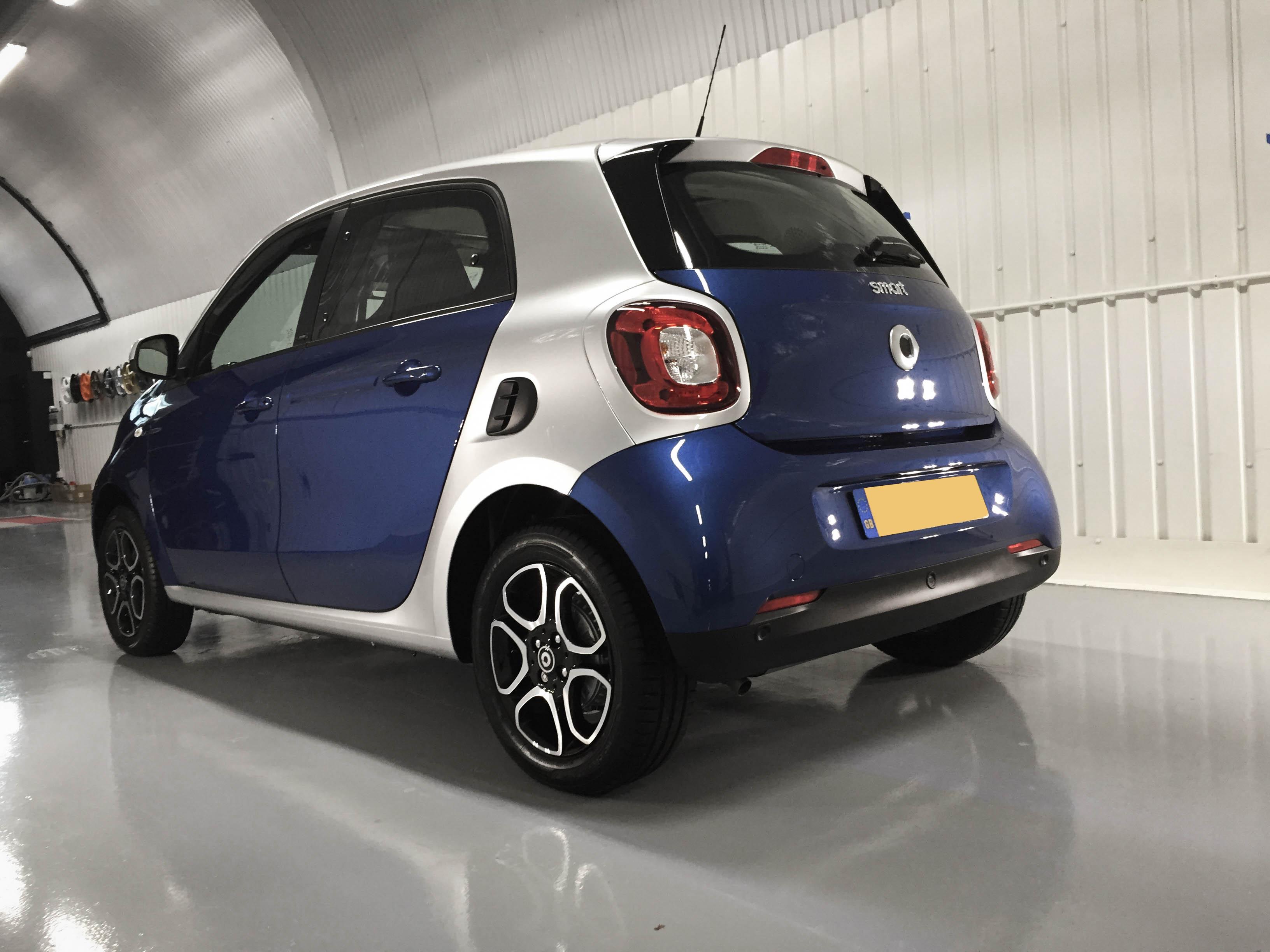 Smart-rear