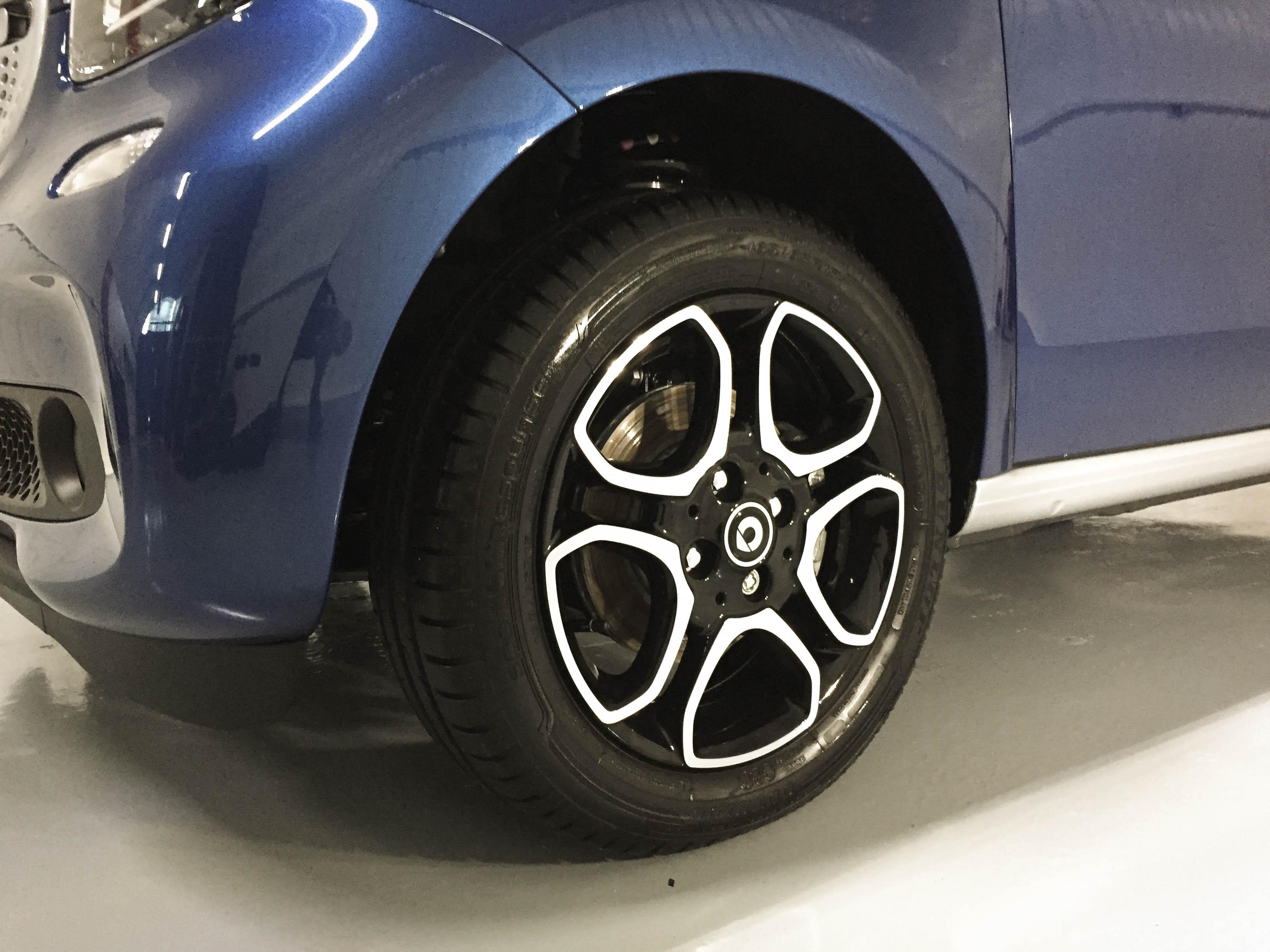 Smart-wheel