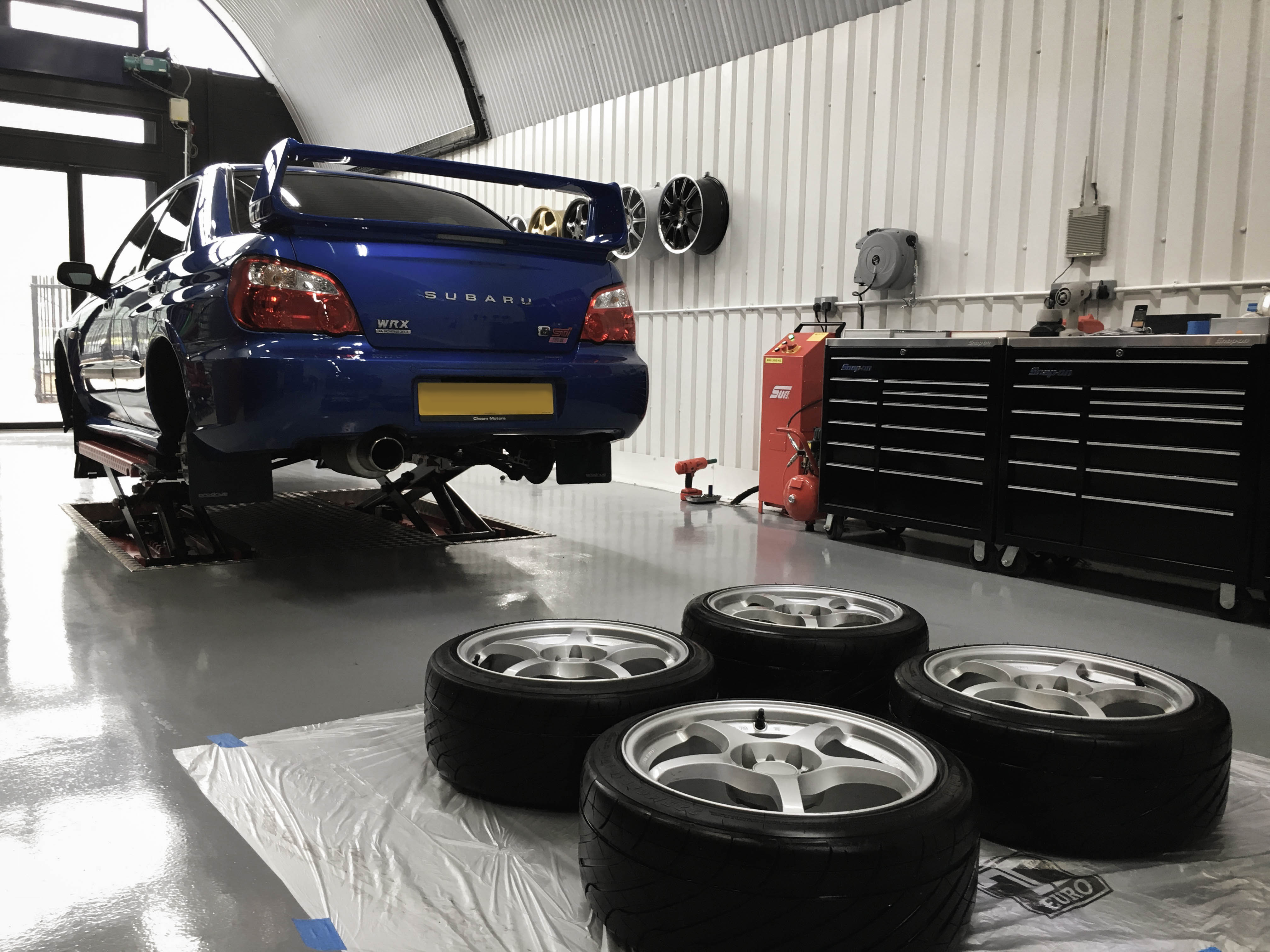 Subaru-Impreza-WRX-rear-wheels-off