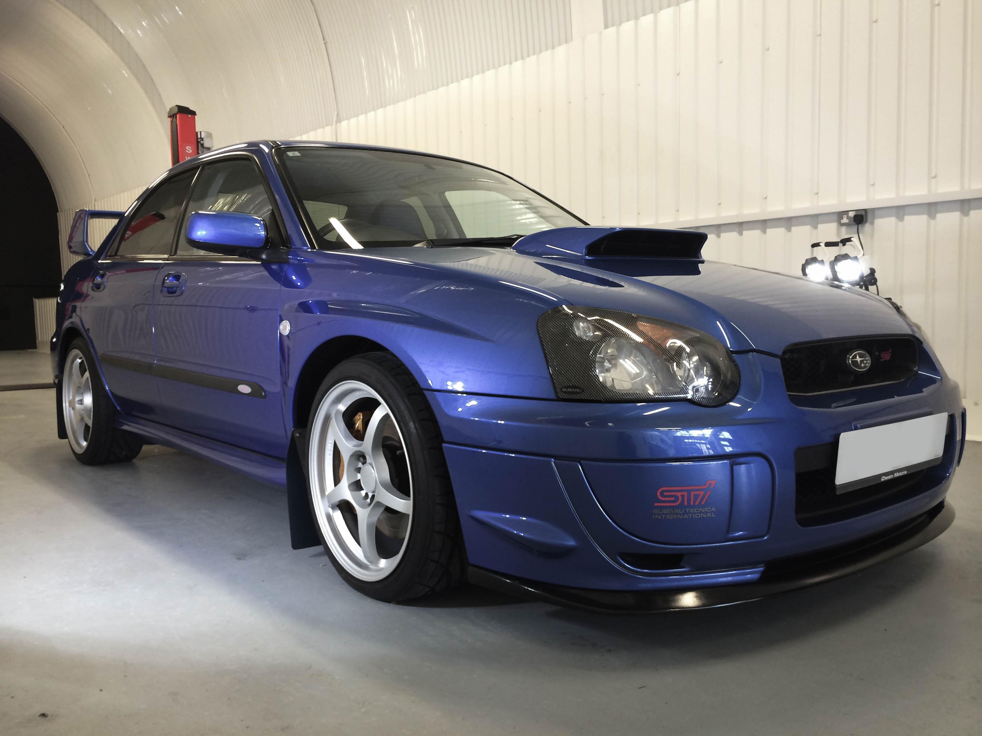 Subaru-Impreza-WRX-threequarters
