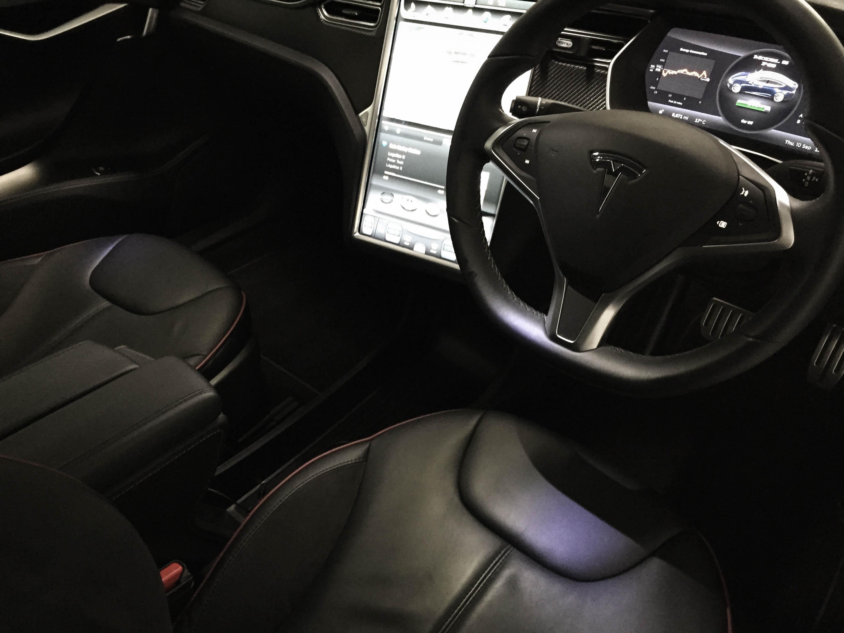 Tesla-Model S-interior