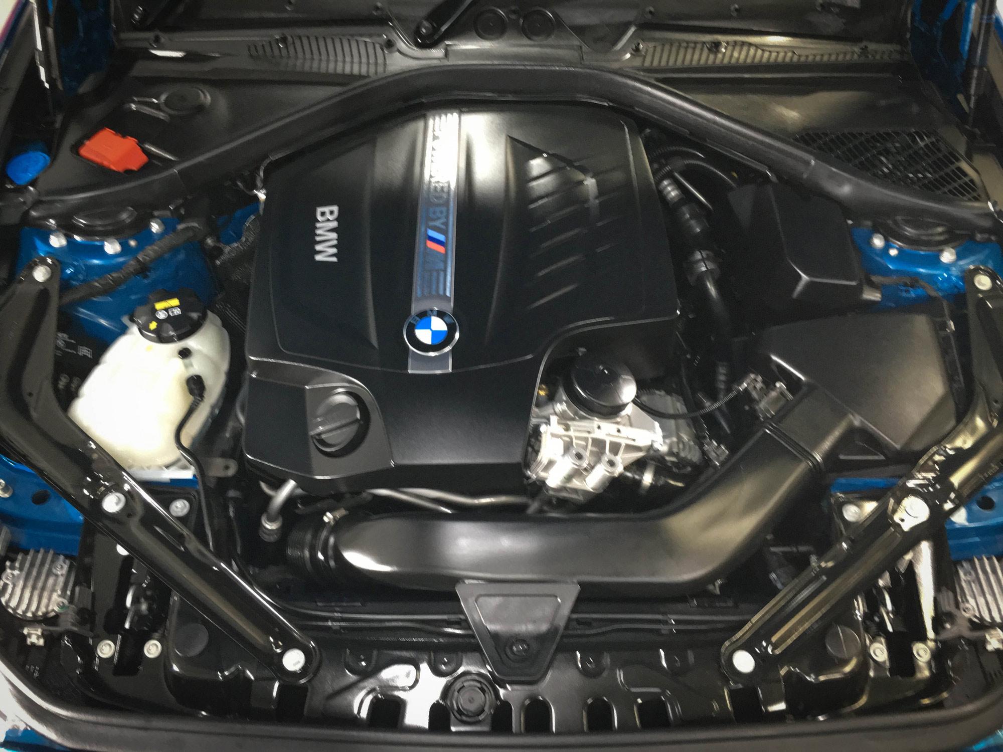 BMW-M2-Engine
