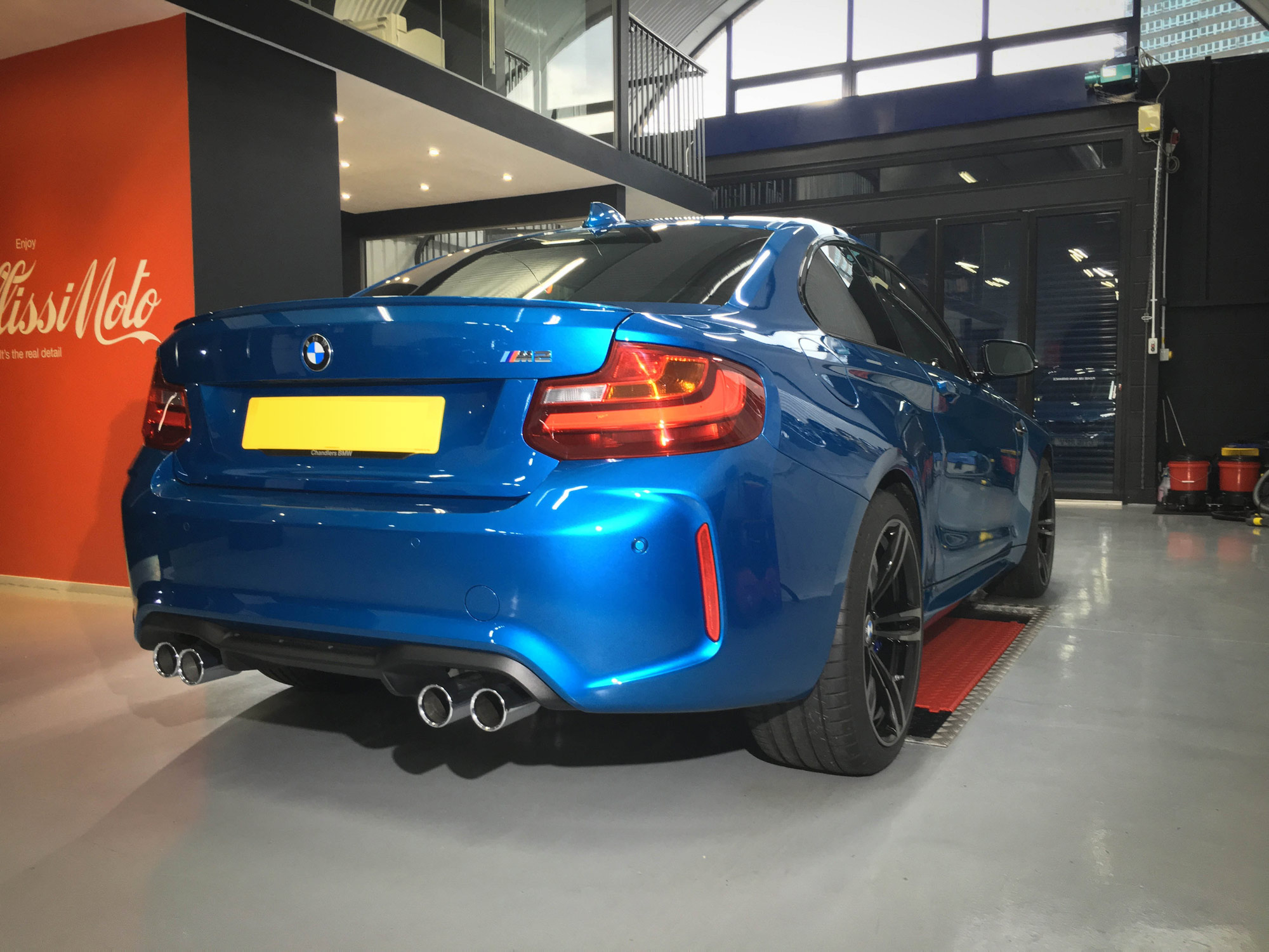 BMW-M2-Rear-right