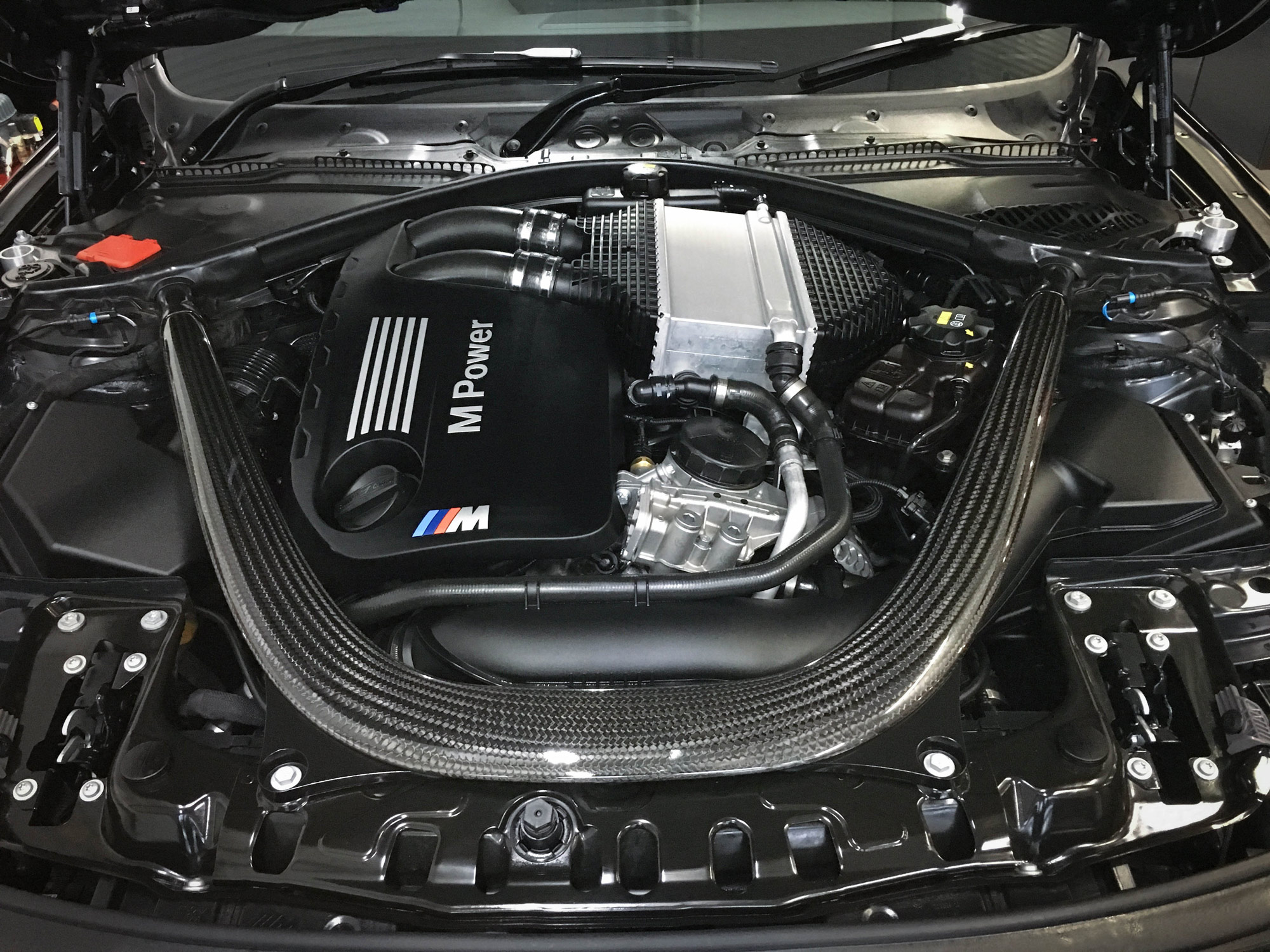 BMW-M4-Engine