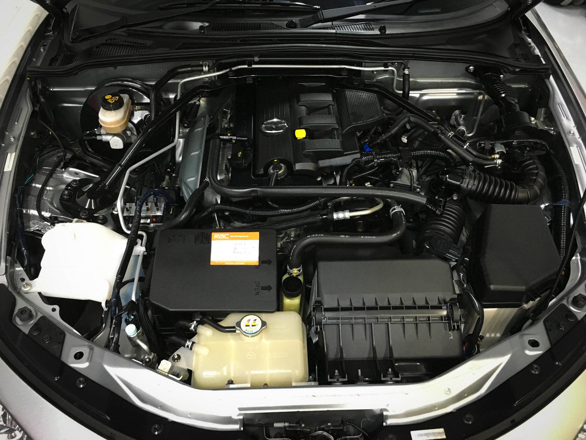 Mazda-mx5-engine