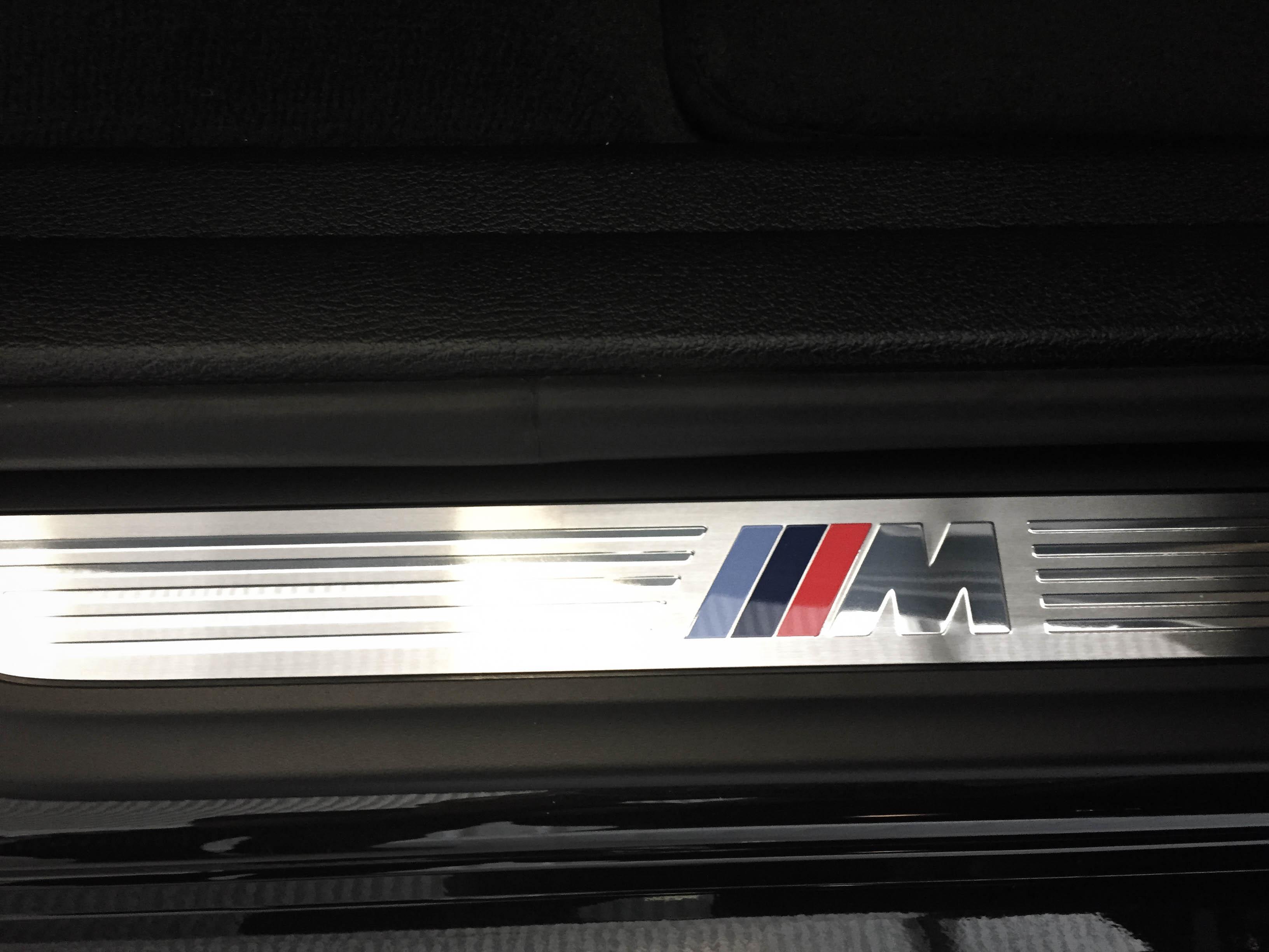 BMW X4 –M detail