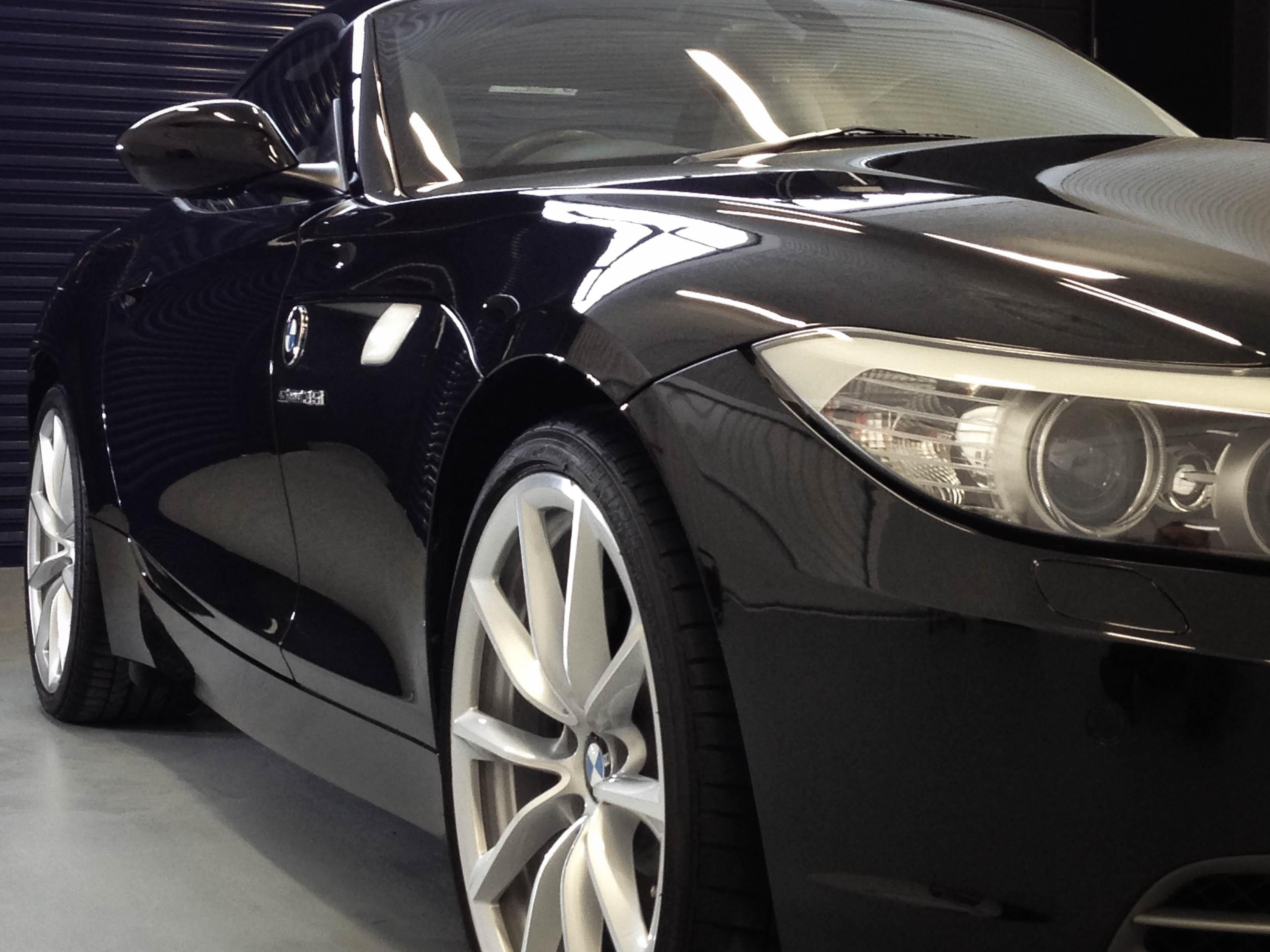 BMW Z4 3.2i – Front light