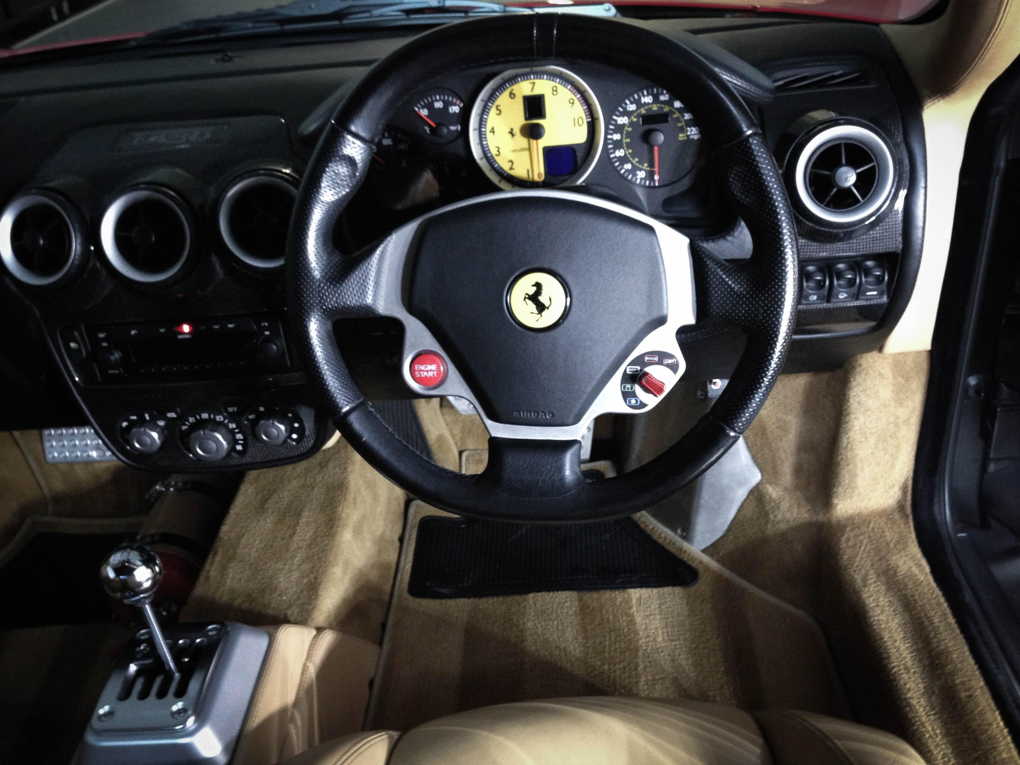 Ferrari F340 –Wheel