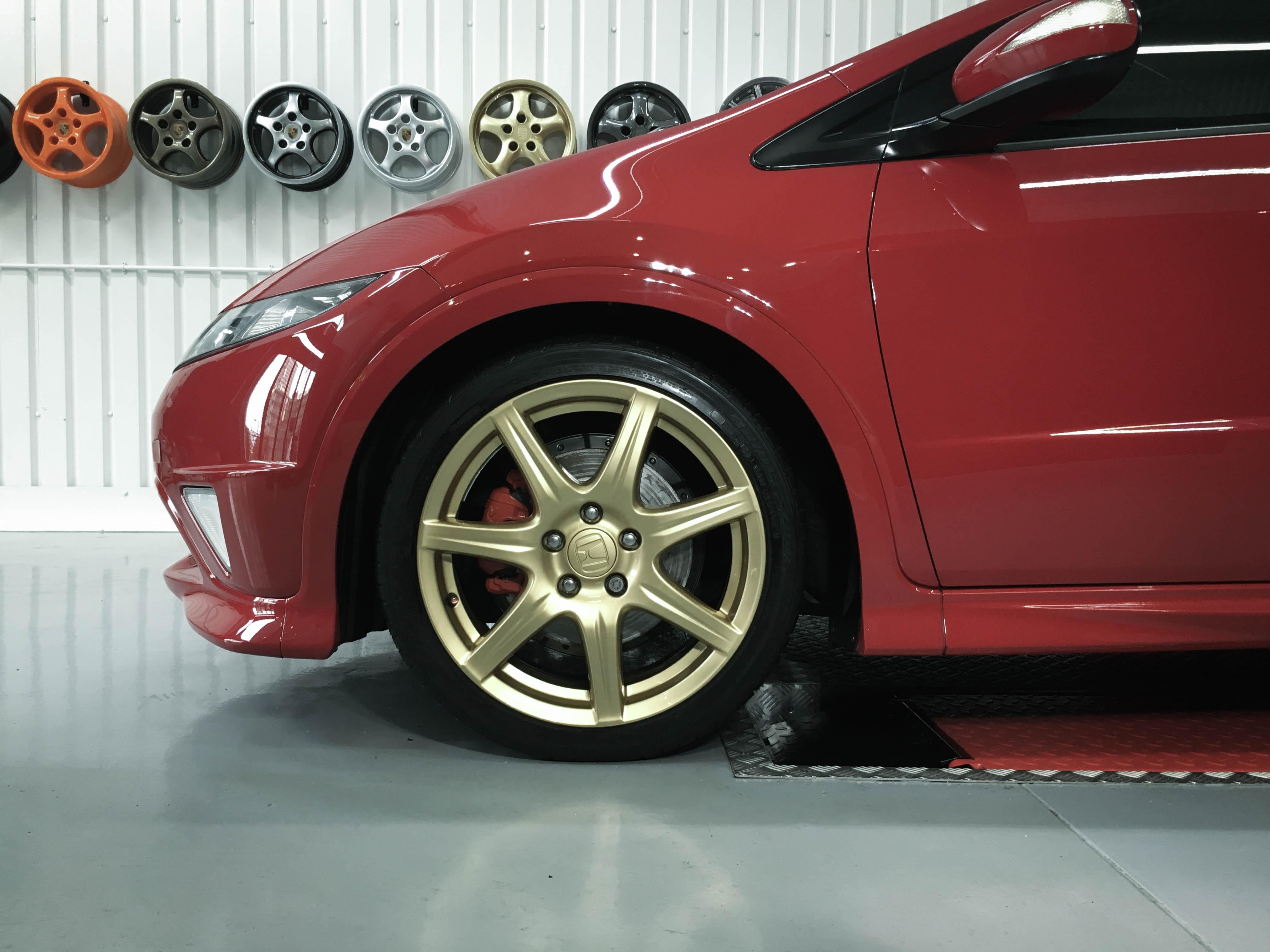 Honda Civic TypeR – Wheel
