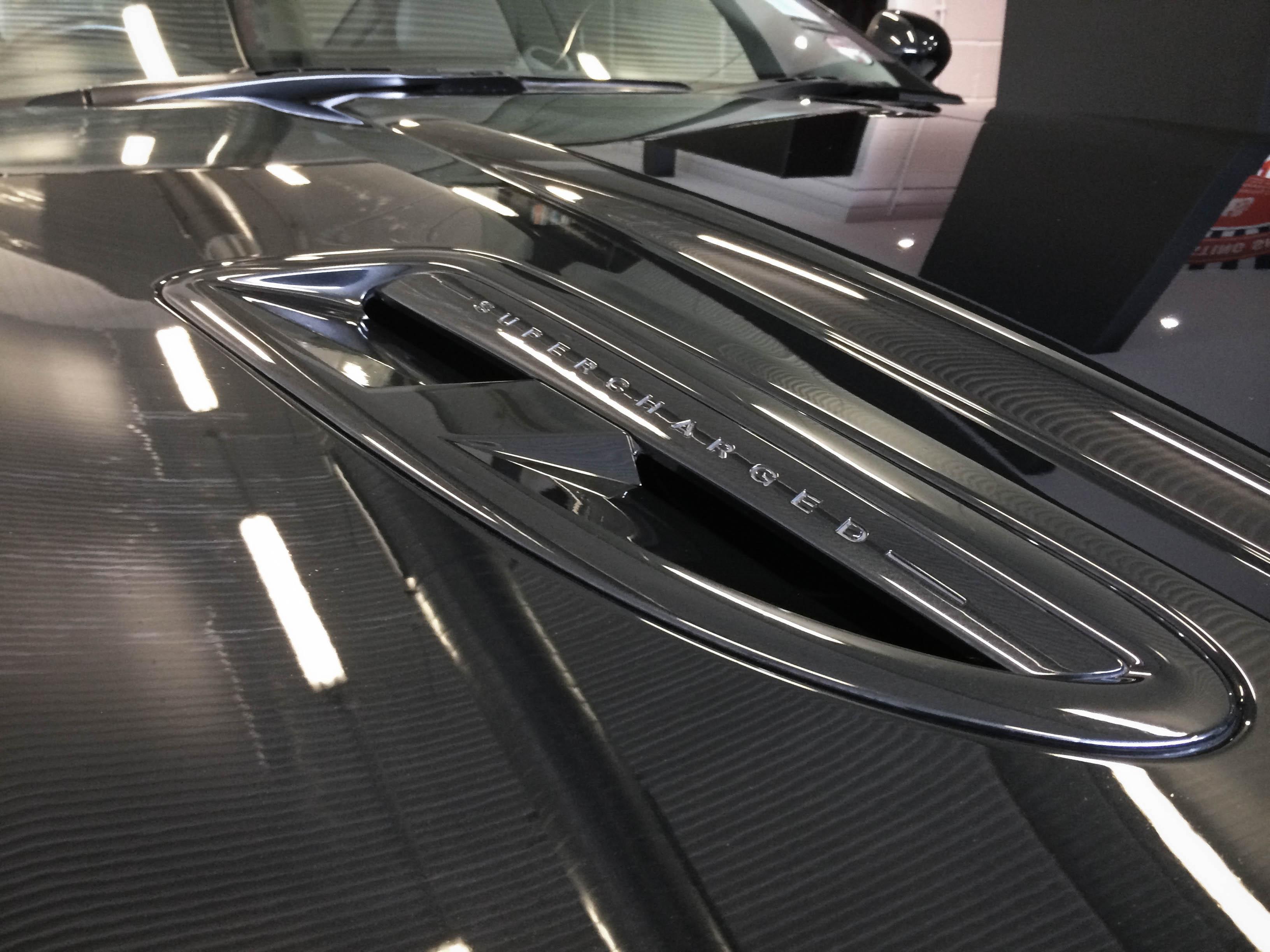 Jaguar R Coupe – Supercharged