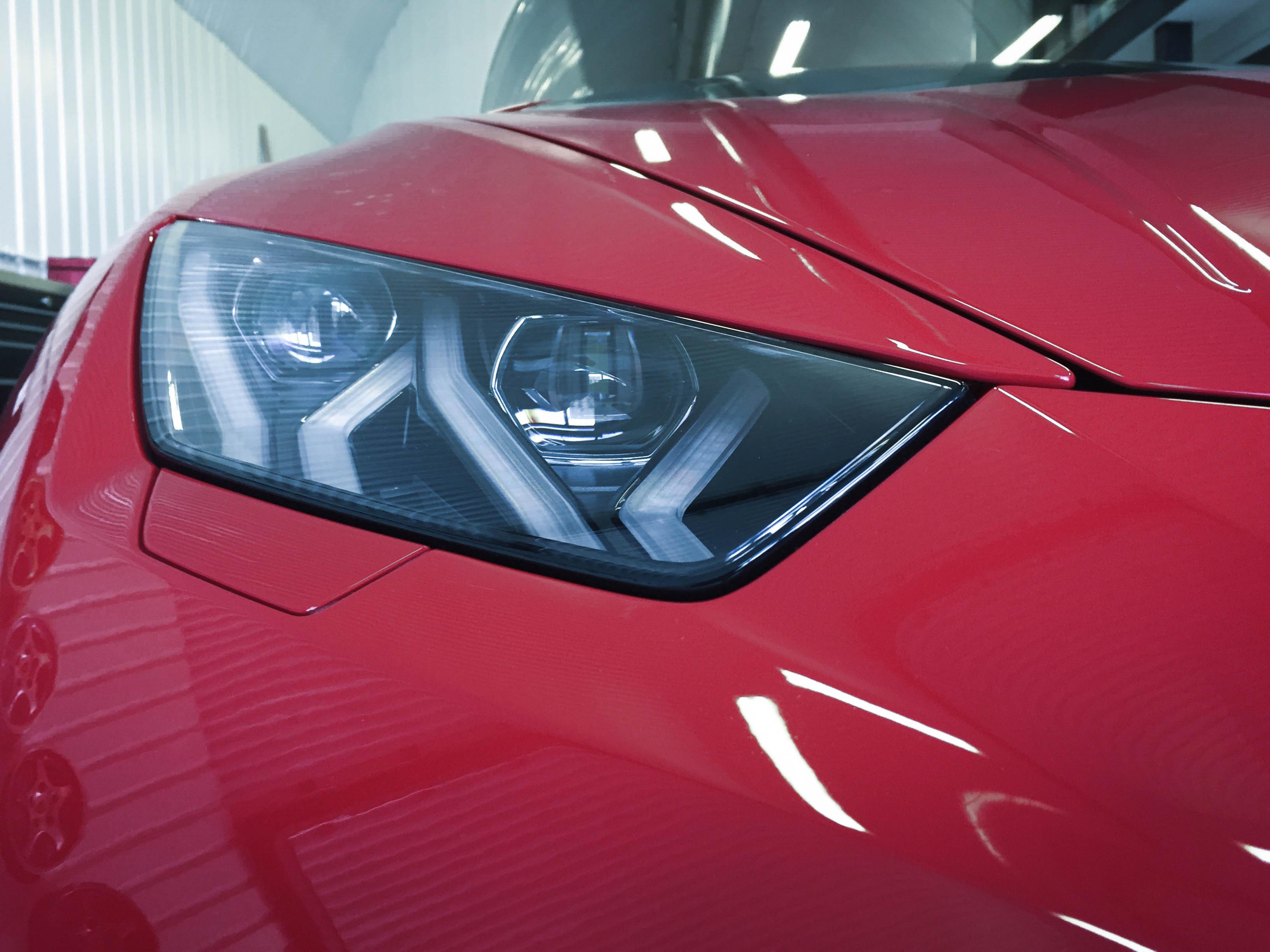 Lamborghini Huracan –Light detail