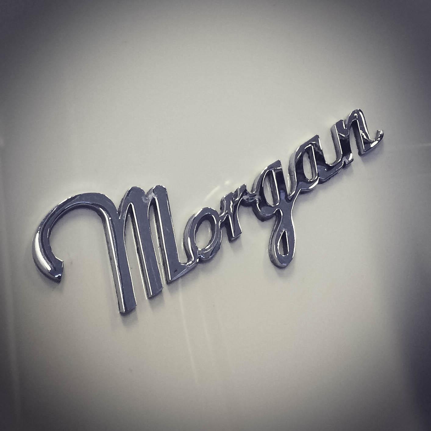 Morgan – Badge