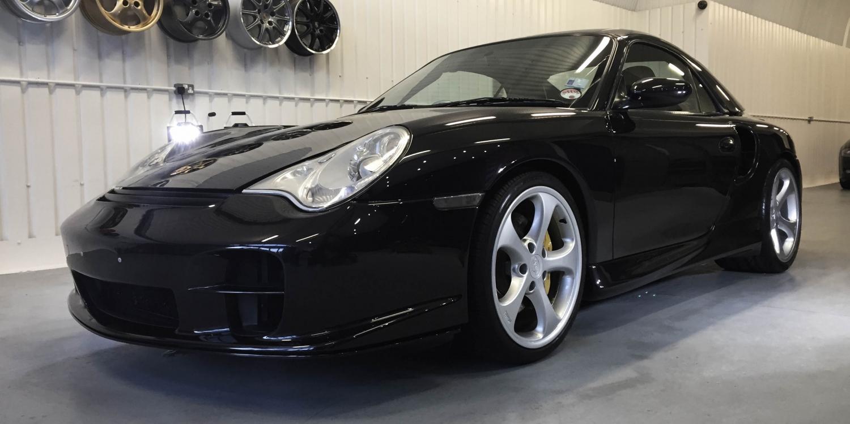 Porsche 997T