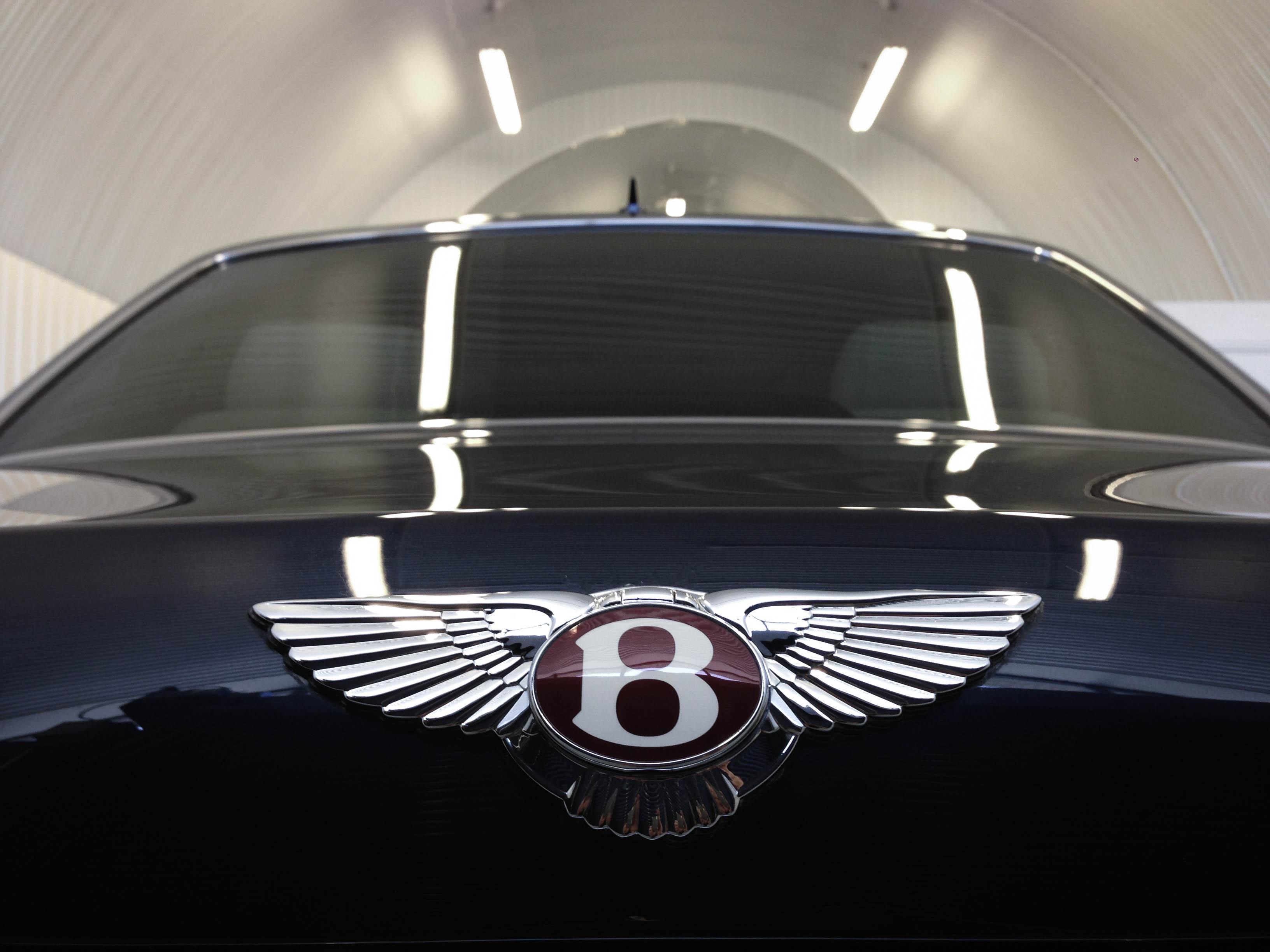 Bentley Arnage –Badge