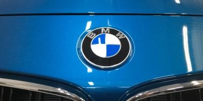 BMW M2 - BMW Badge