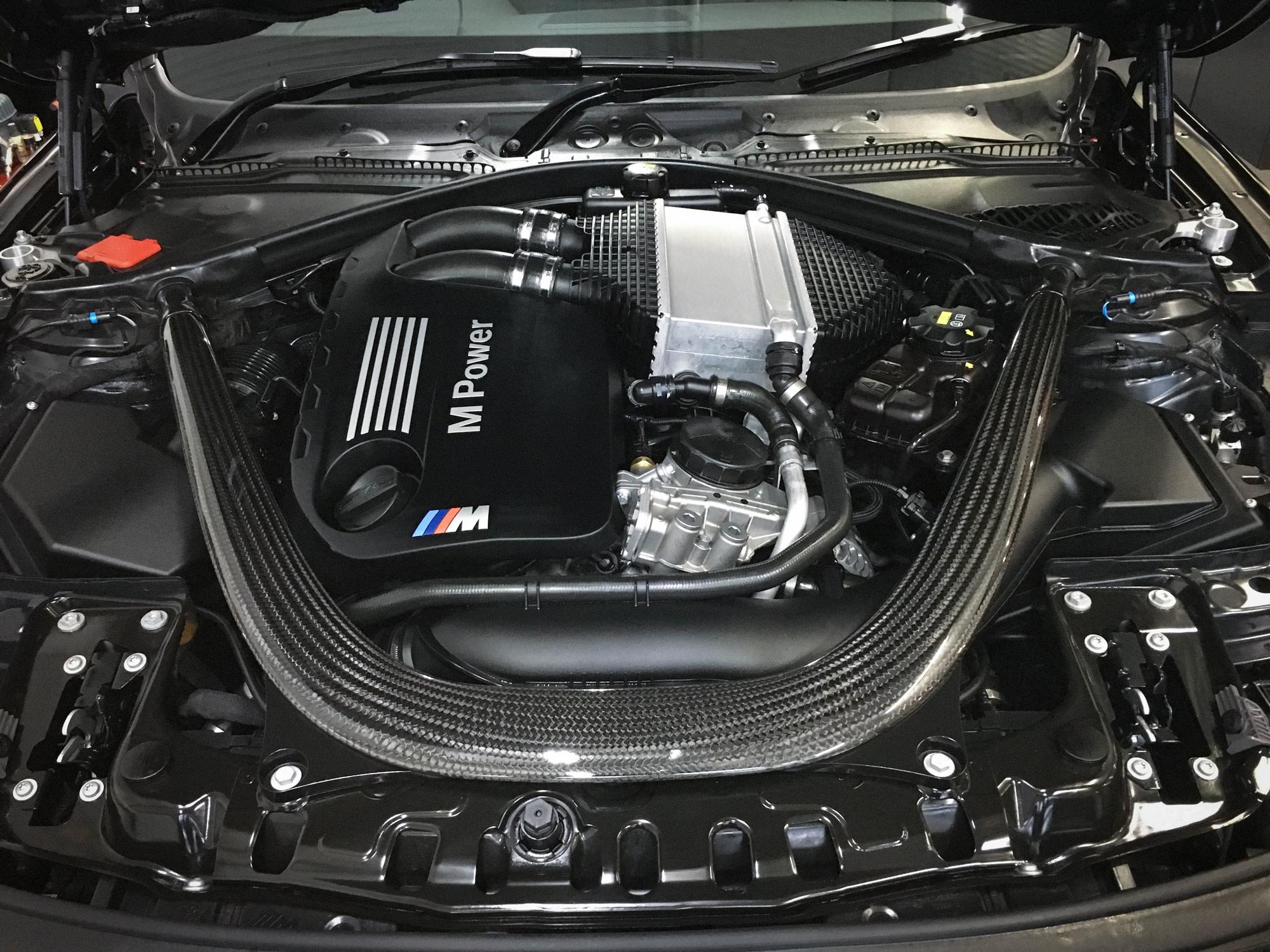 BMW-M4-Engine