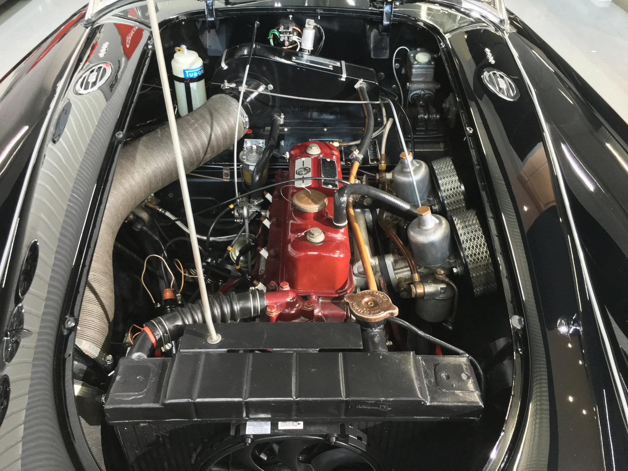 MGA-engine
